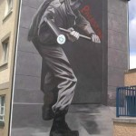 Derry Bed & Breakfast Bogside Murals 2