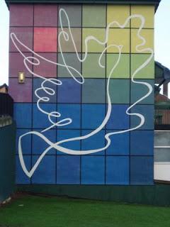Derry Bed & Breakfast Bogside Murals 3