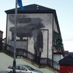 Derry Bed & Breakfast Bogside Murals 4