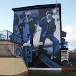 Derry Bed & Breakfast Bogside Murals 6