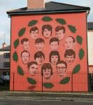 Derry Bed & Breakfast Bogside Murals 7