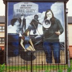 Derry Bed & Breakfast Bogside Murals 9