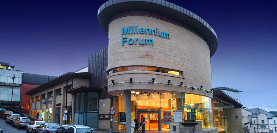 Derry Bed & Breakfast Millennium Forum 5