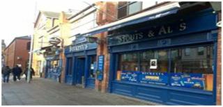 Derry Bed & Breakfast Pubs & Restaurantes 9