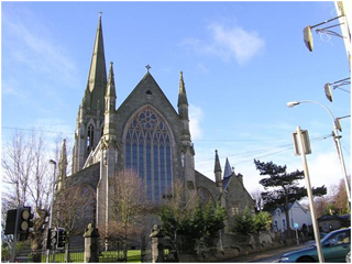 Derry Bed & Breakfast St Eugene's Cathedral 10