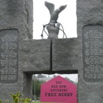 Derry Bed and Breakfast - BloodySunday Monument 4