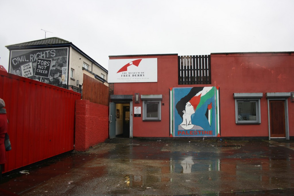 Derry Bed and Breakfast - Free Derry Museum 2