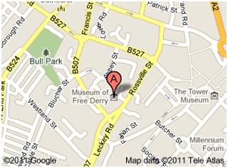 Derry Bed and Breakfast - Free Derry Museum 6