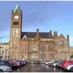 Derry Bed and Breakfast- Guildhall 1