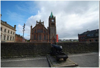 Derry Bed and Breakfast- Guildhall 10