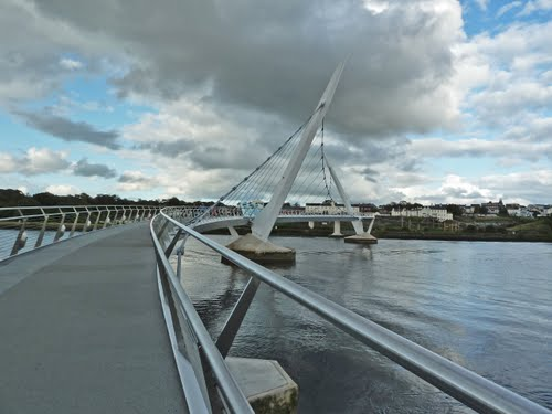 Derry Bed and Breakfast - Peace Bridge 1