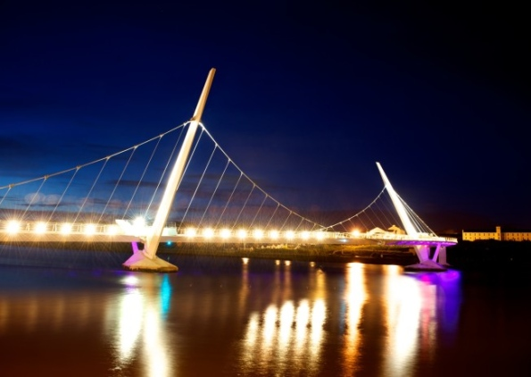 Derry Bed and Breakfast - Peace Bridge 6